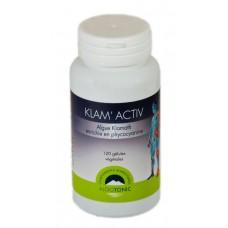Klam'Activ - 120 gélules